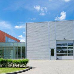Rénovation de bâtiment commercial