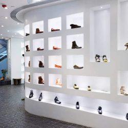 Rénovation de magasin