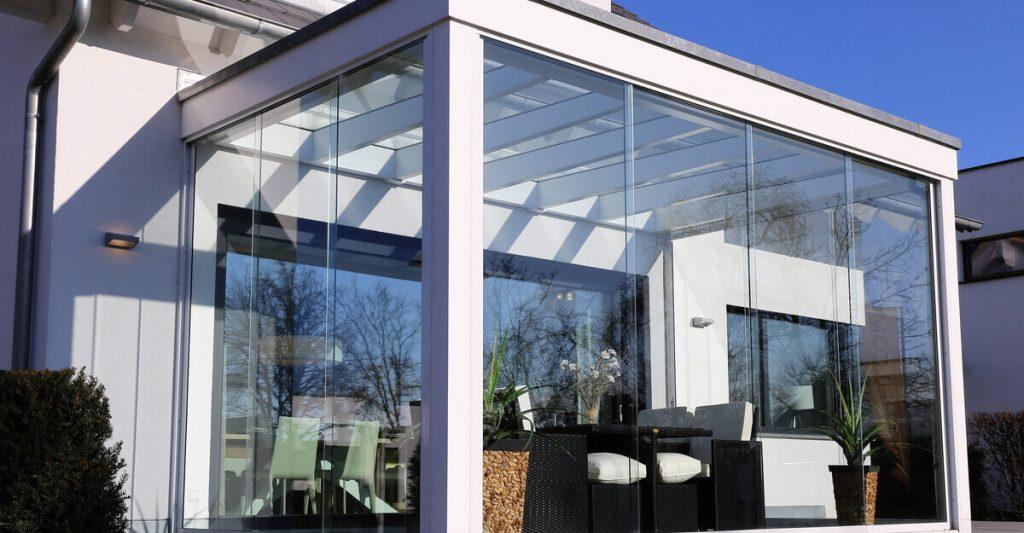 Ajouter un solarium à une maison pour prolonger l'été