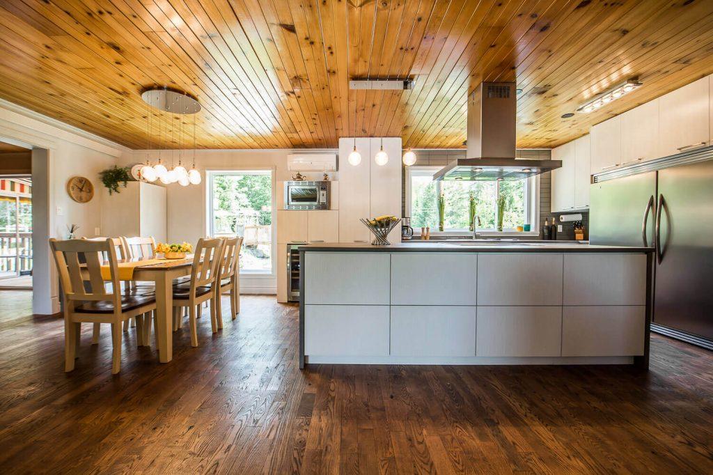 Histoire de rénovation : Rénovation de cuisine en bois