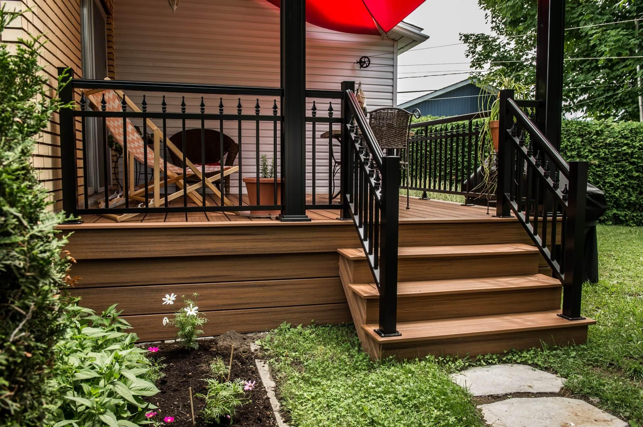 construction de balcon quels mat riaux choisir. Black Bedroom Furniture Sets. Home Design Ideas