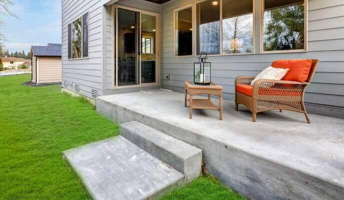 Quel est le prix d 39 un balcon en 2018 et quels mat riaux for Recouvrement de patio en vinyle