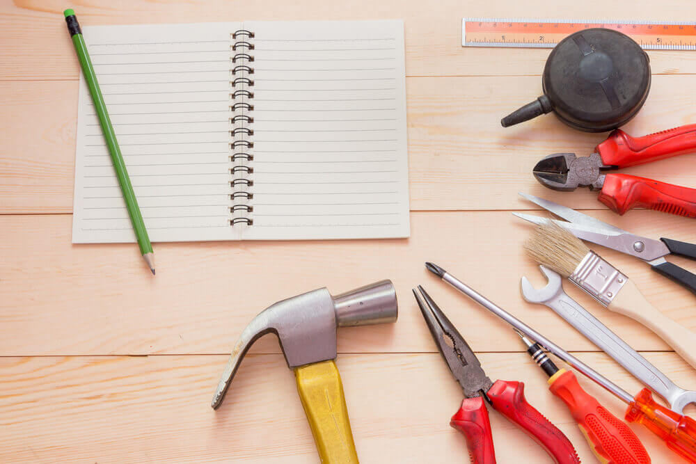 Garder un suivi de vos rénovations