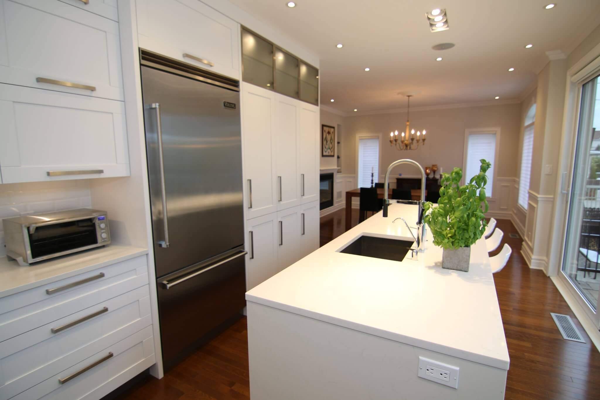 armoires de laque cuisine