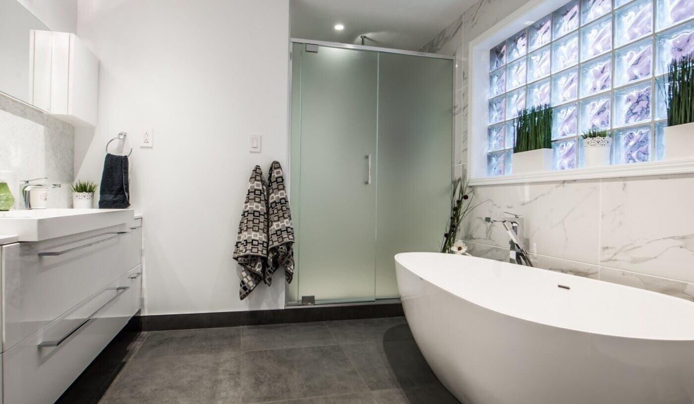 salle de bain tendance 2018