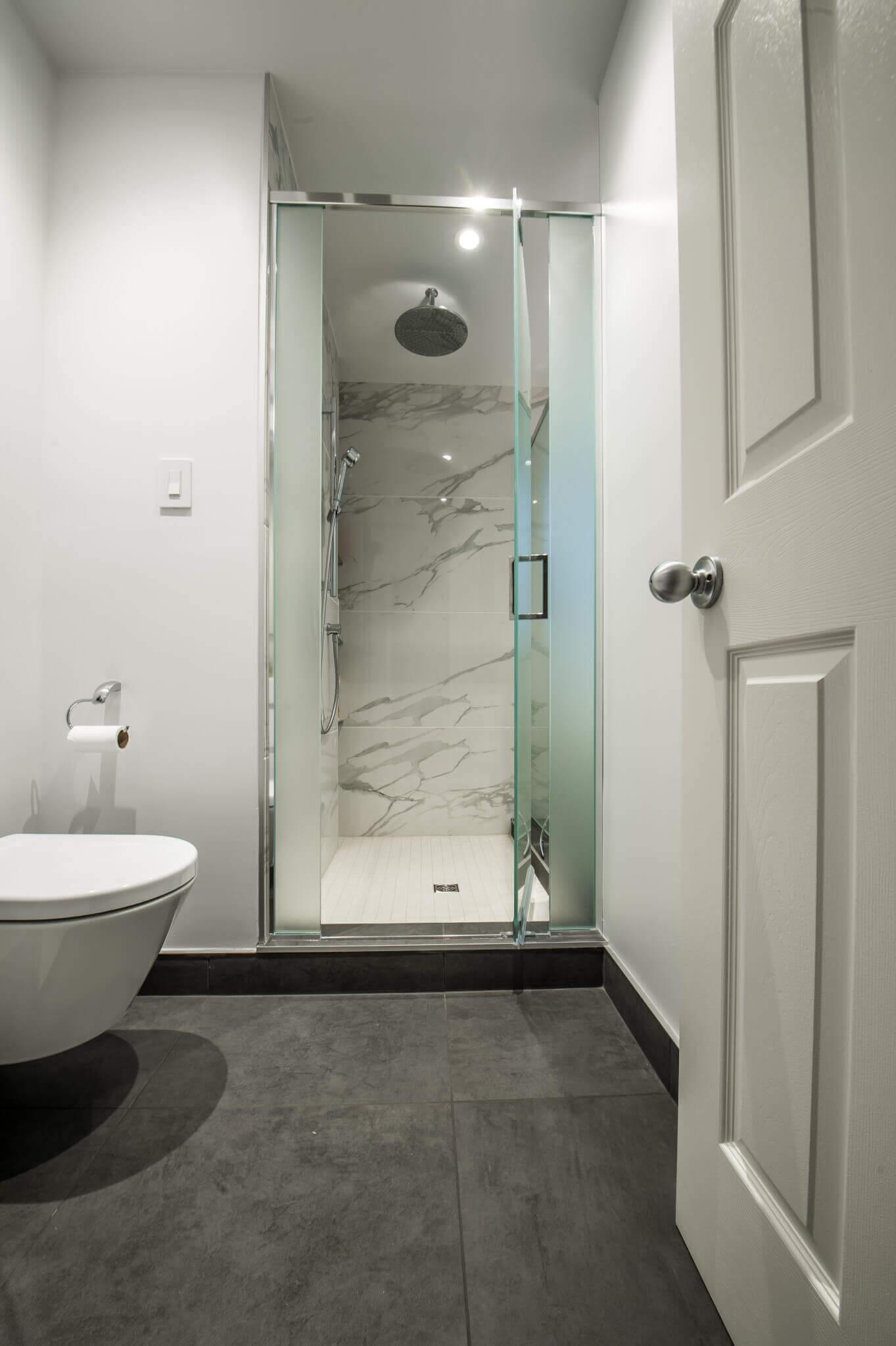 douche salle de bain