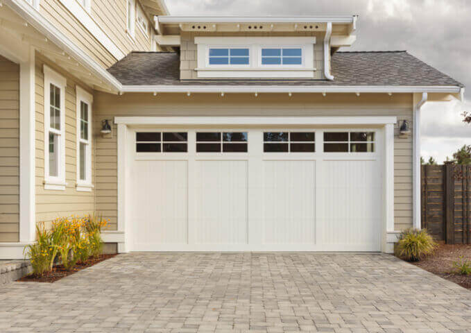 attached garage construction