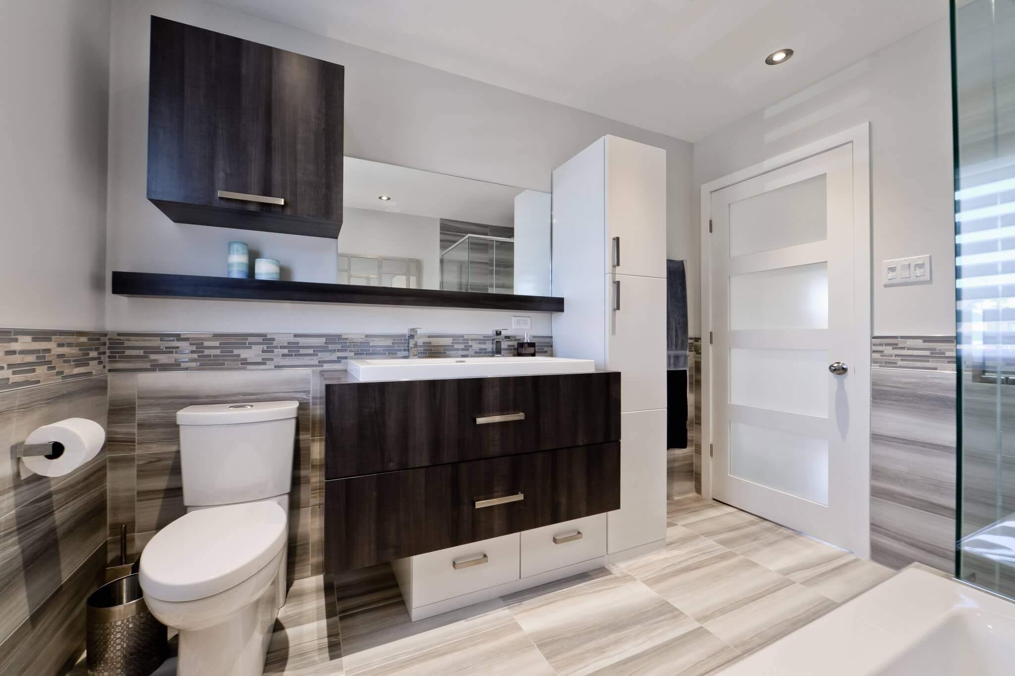 salle de bain style original