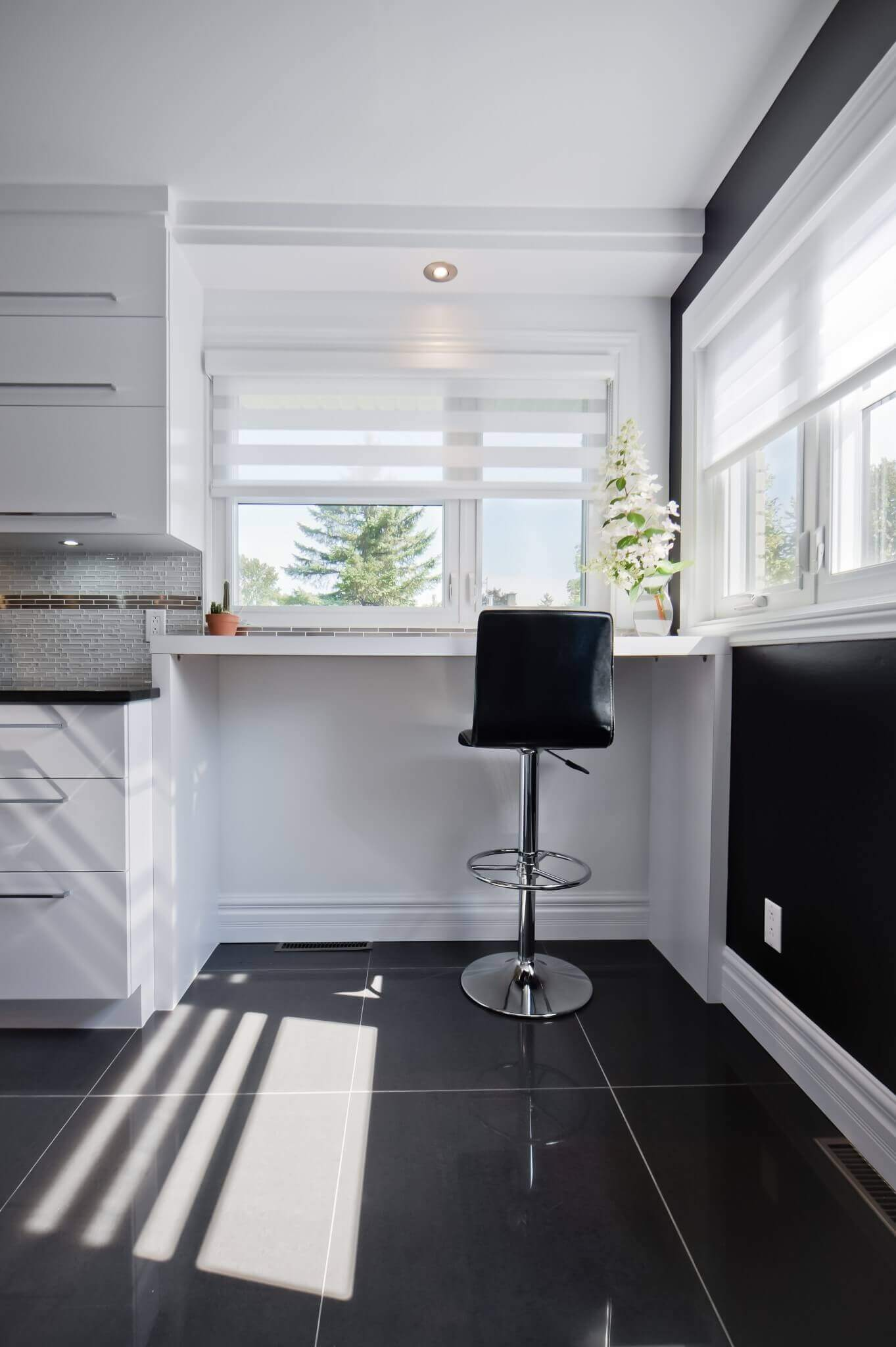espace de travail cuisine