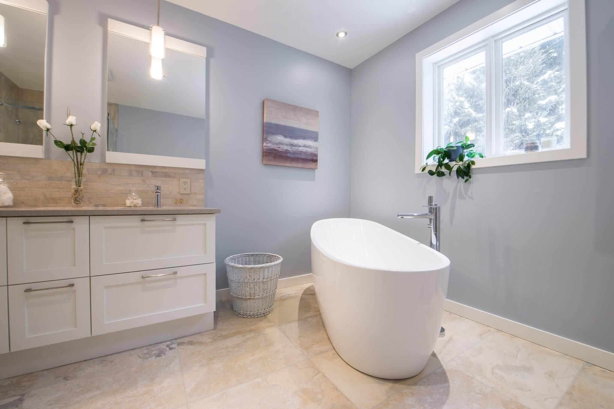 idées de belles salles de bain