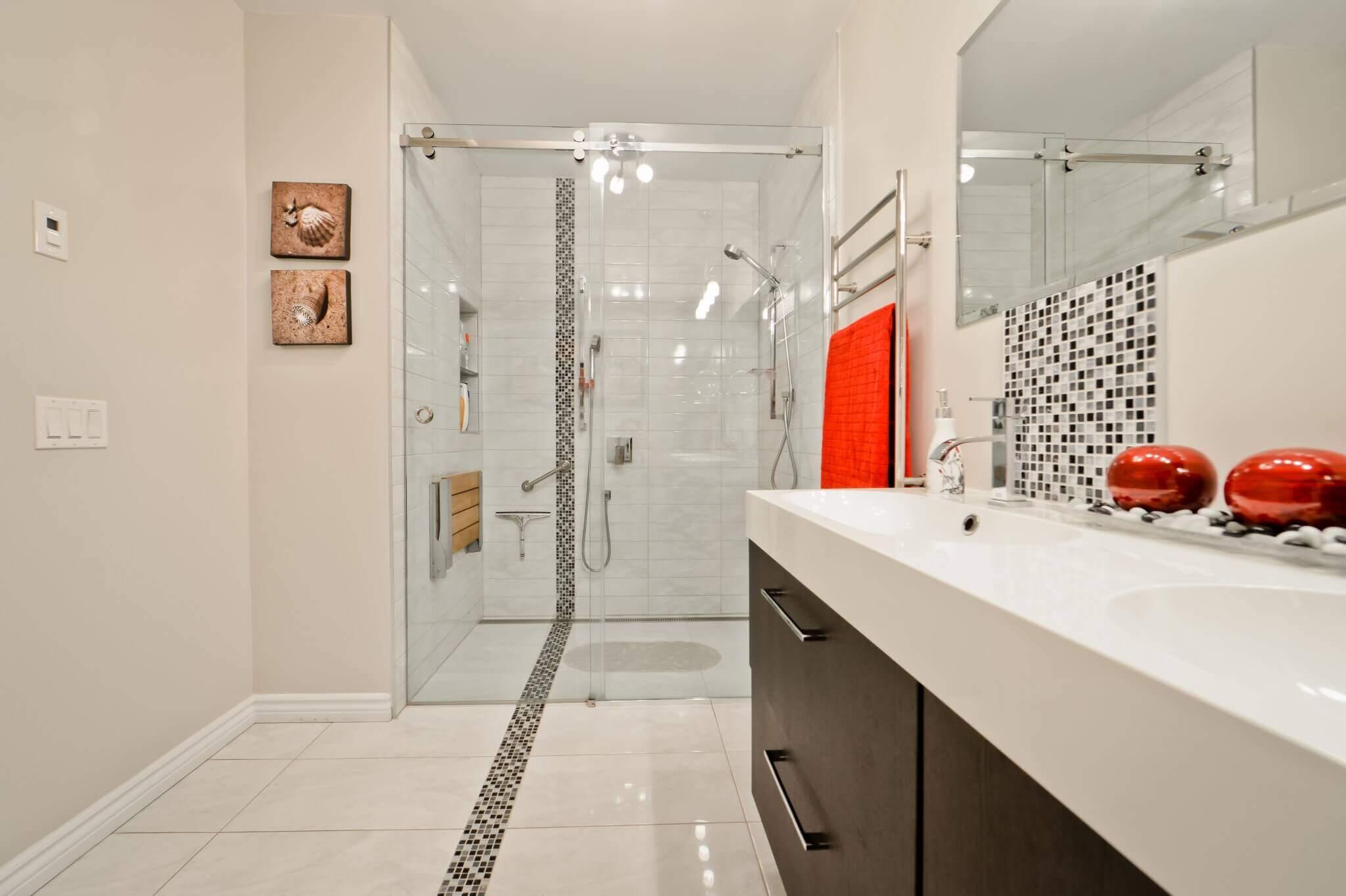 salle de bain moderne classique