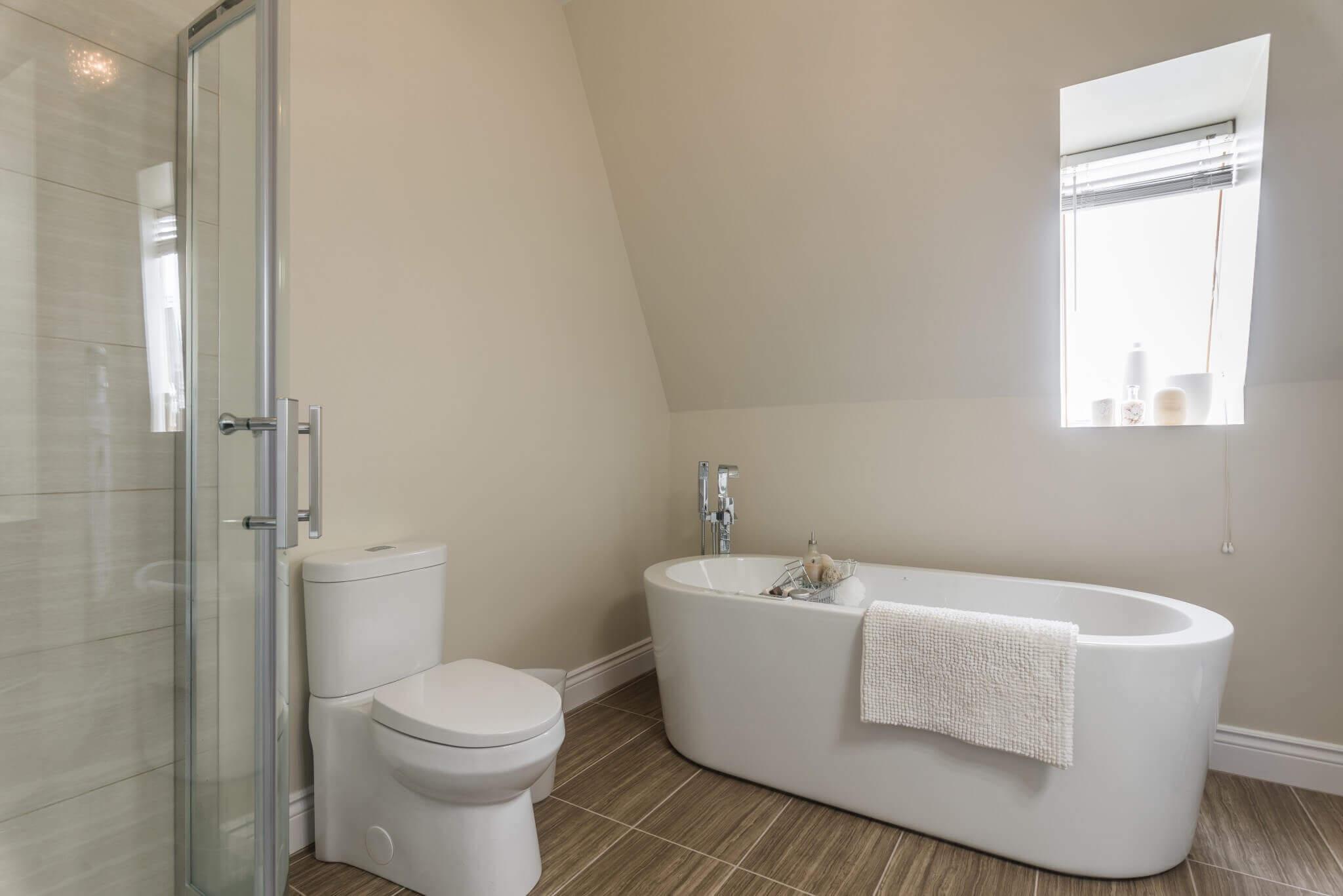 espace bain salle de bain