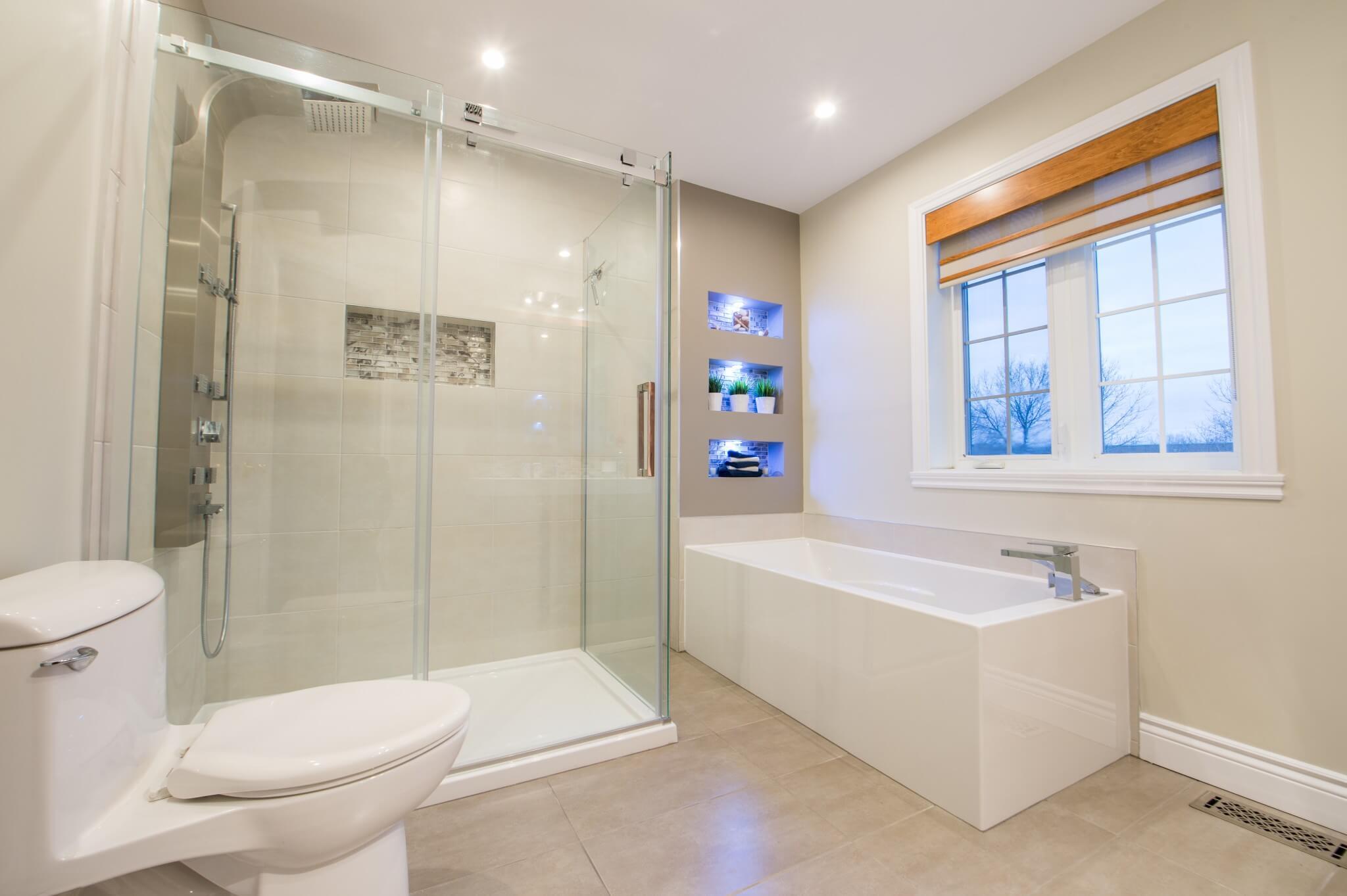 salle de bain moderne 2018