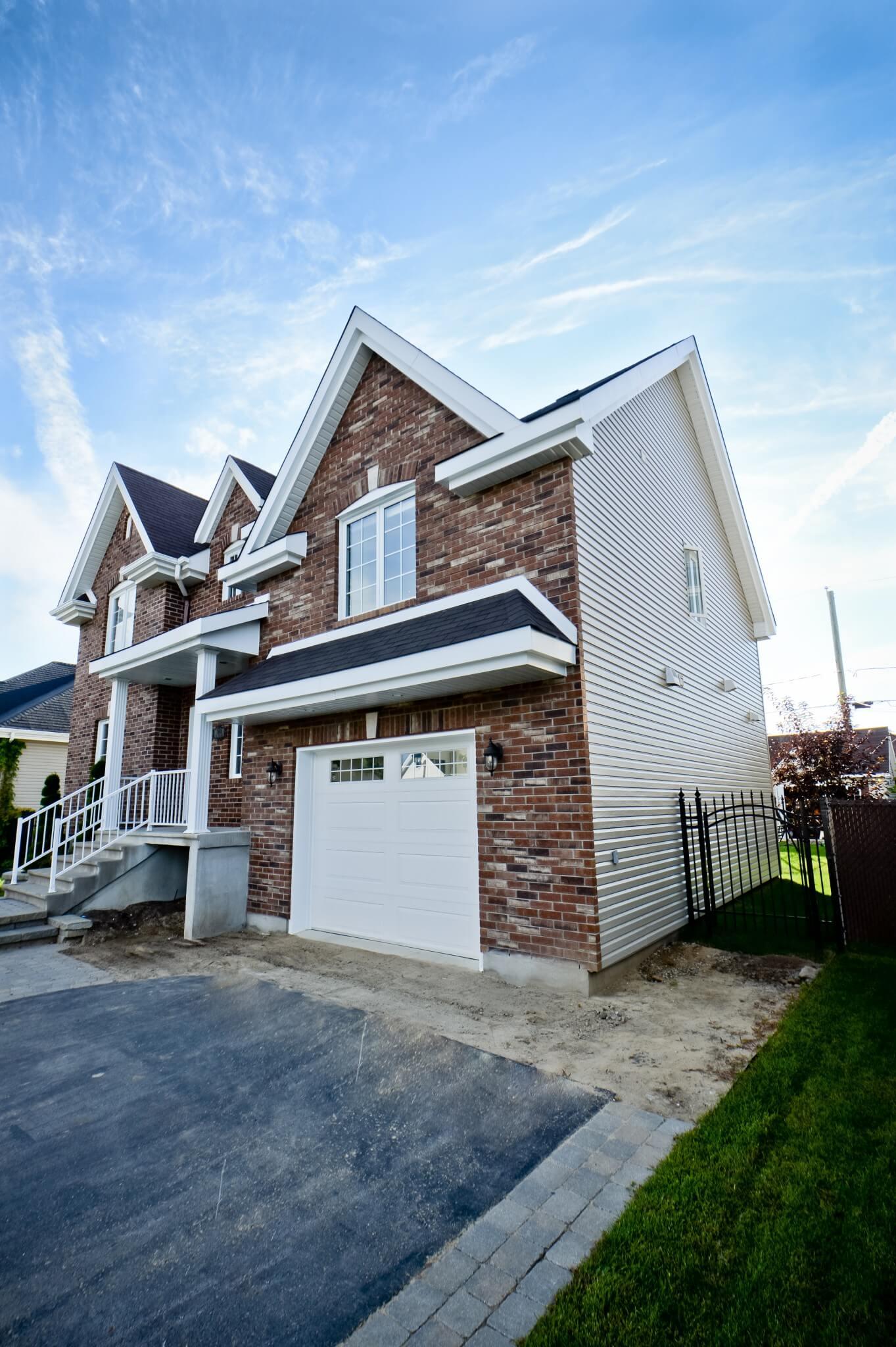agrandissement de maison avec garage