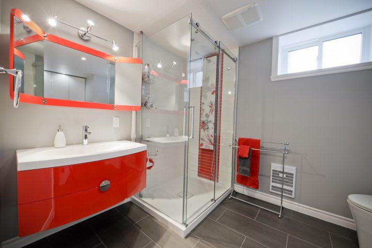 Gendreau   Sous-sol et salle de bain