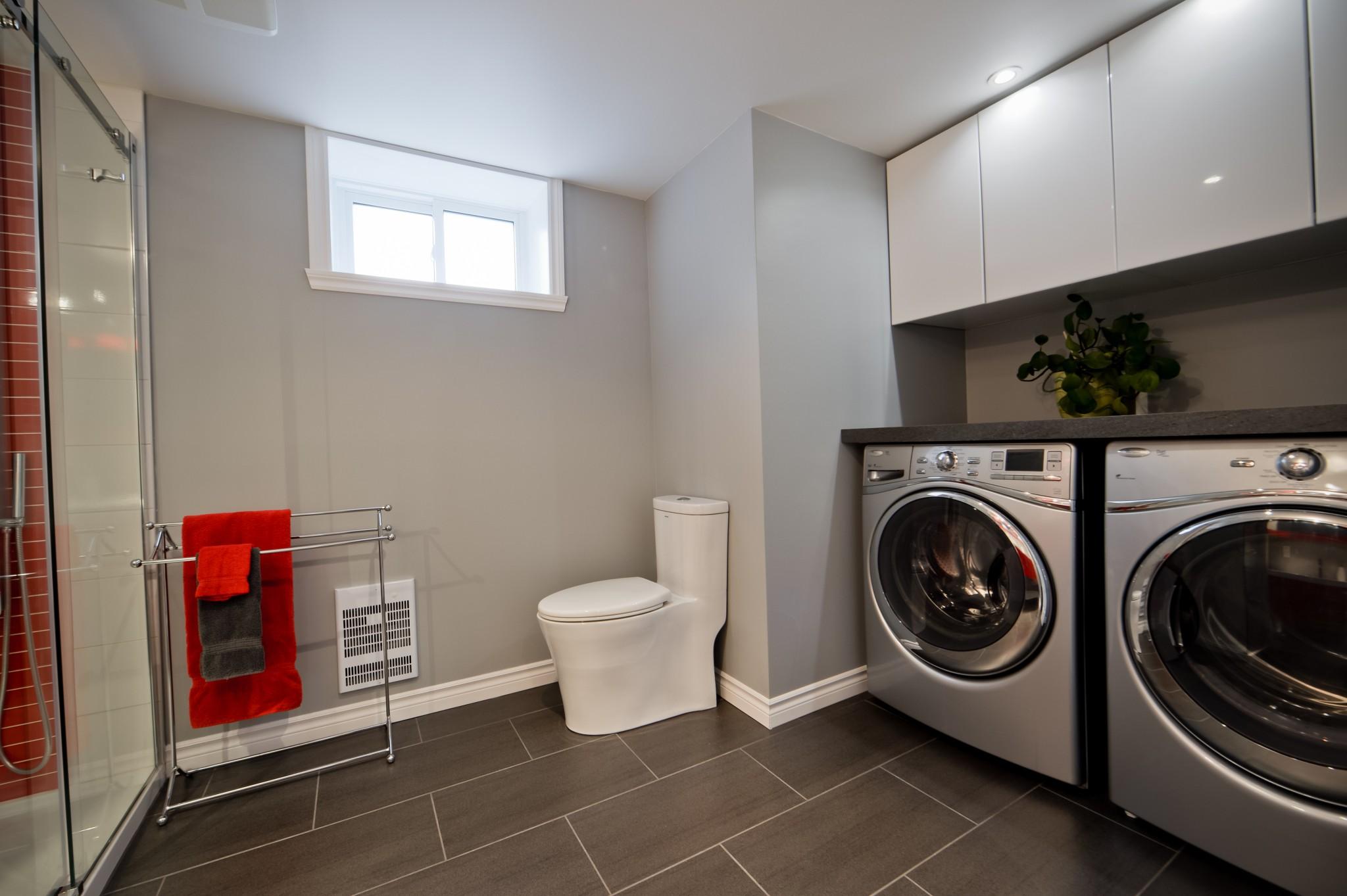 salle de lavage