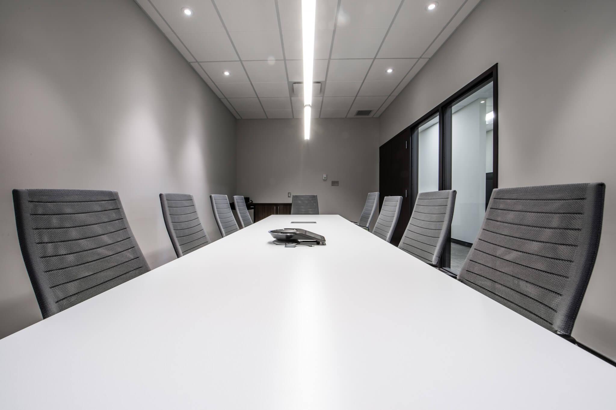 Salle de conférence de bureau