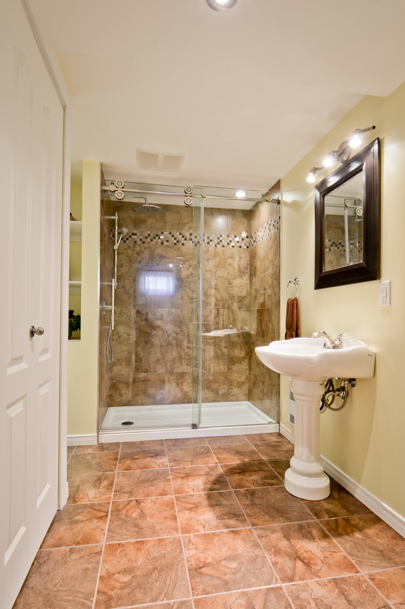 salle de bain a budget
