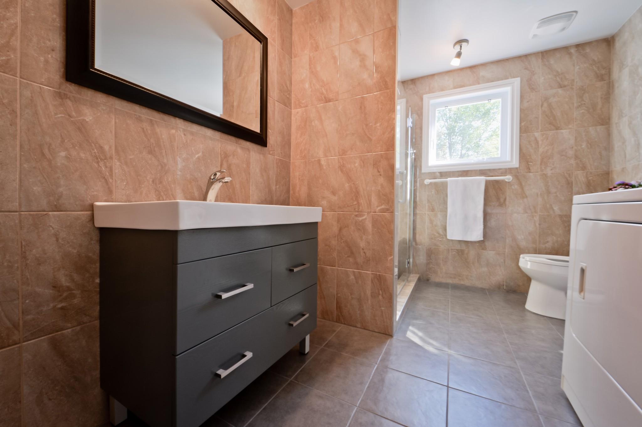 renovaiton salle de bain classique