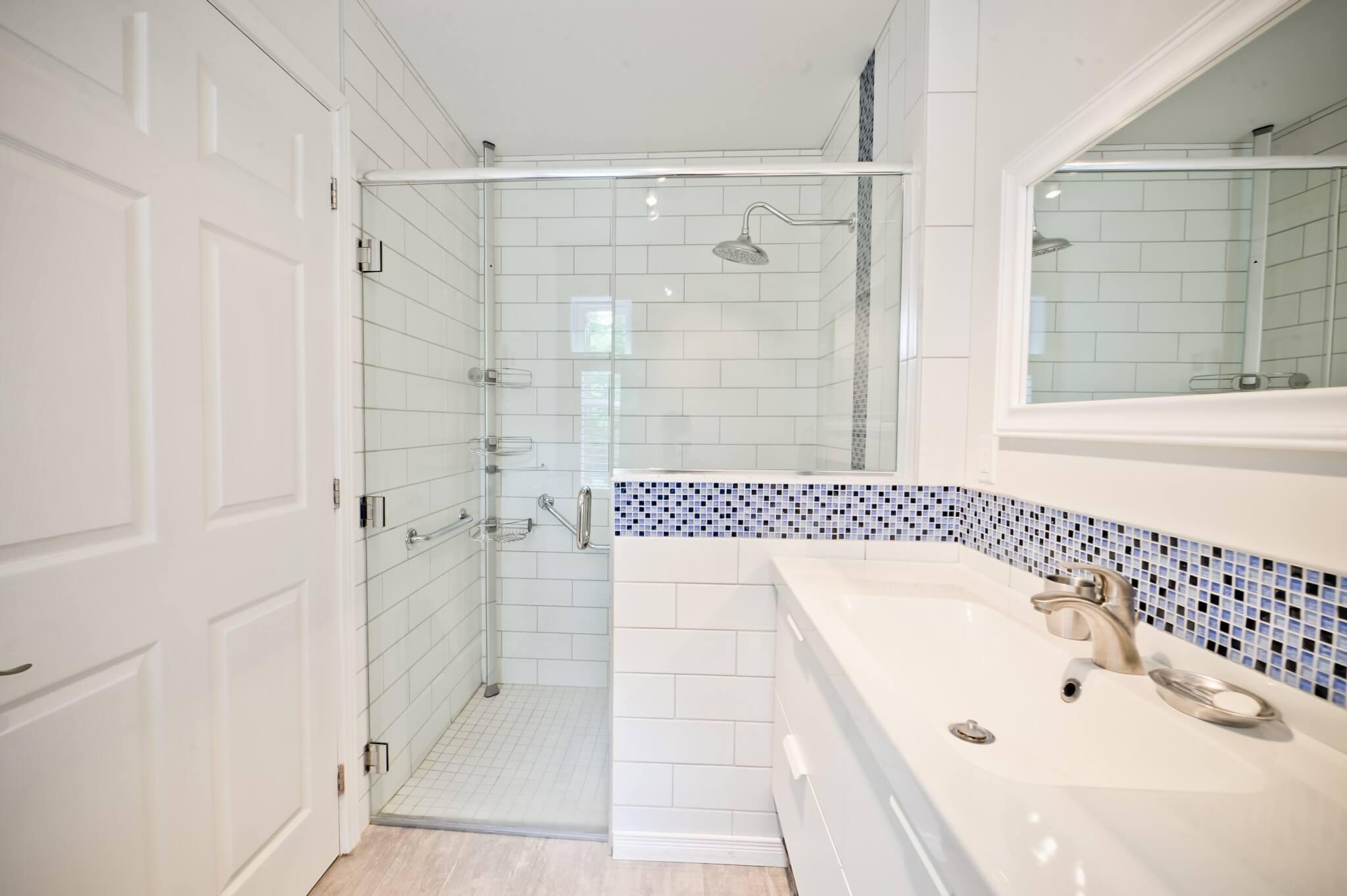 salle de bain maison intergenerationnelle