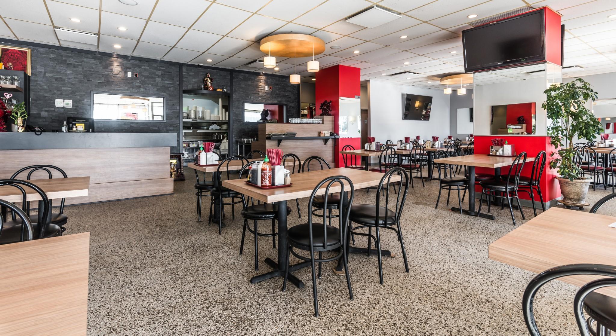 renovation restaurant rapide