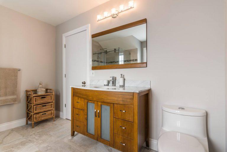 Mathieu | Salle de bain