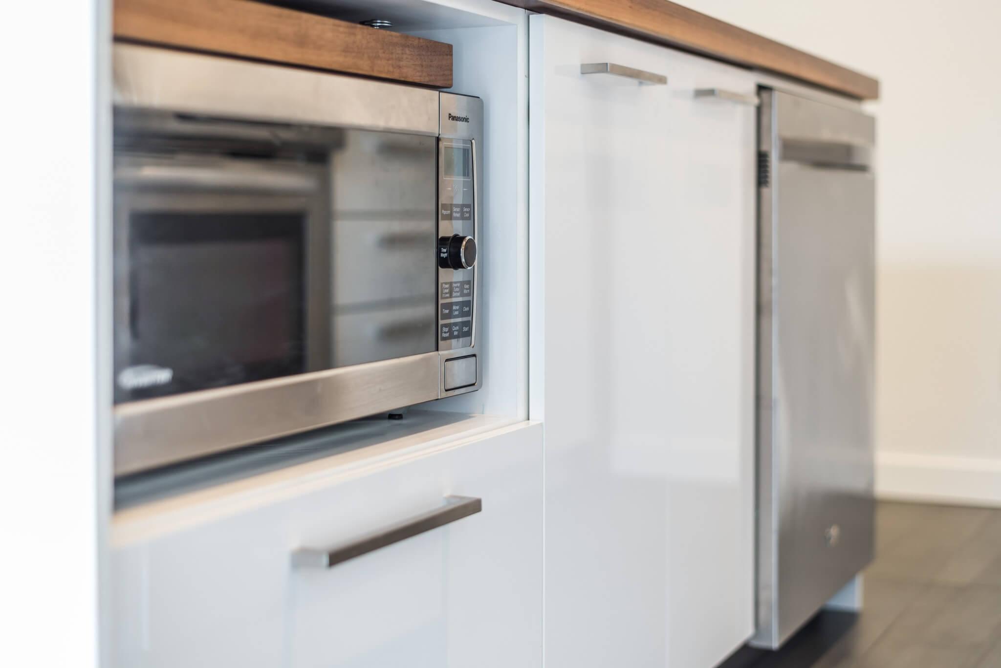 armoires laque de cuisine