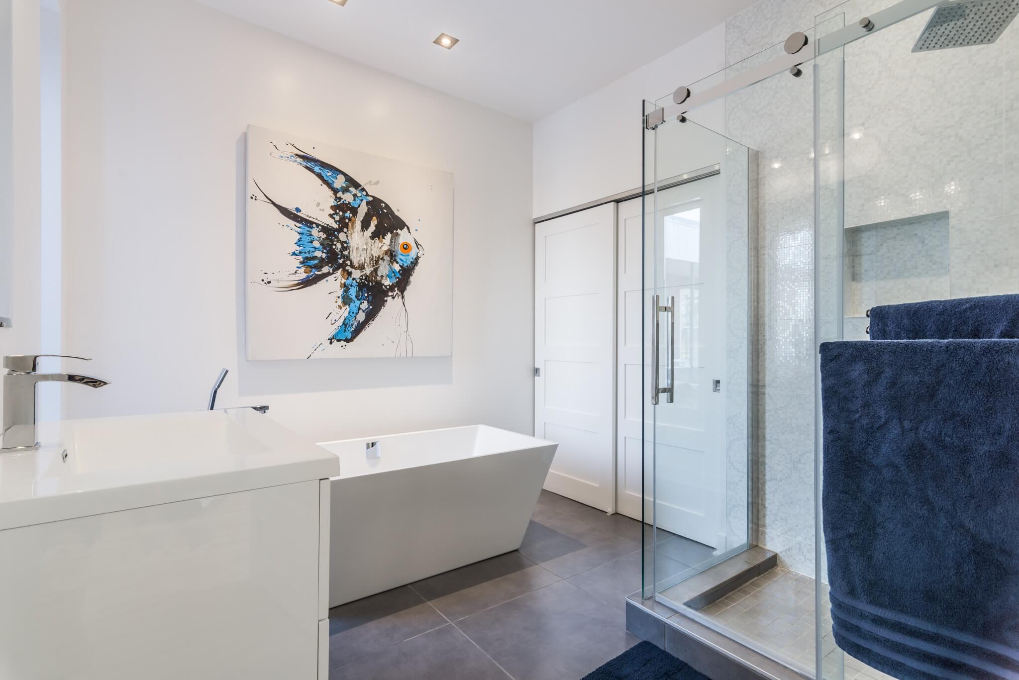 salle de de bain tendance 2018