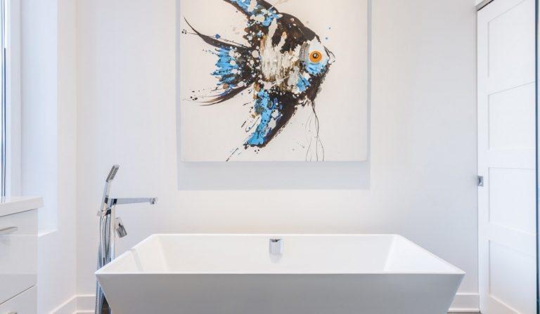 Marcoux   Salle de bain