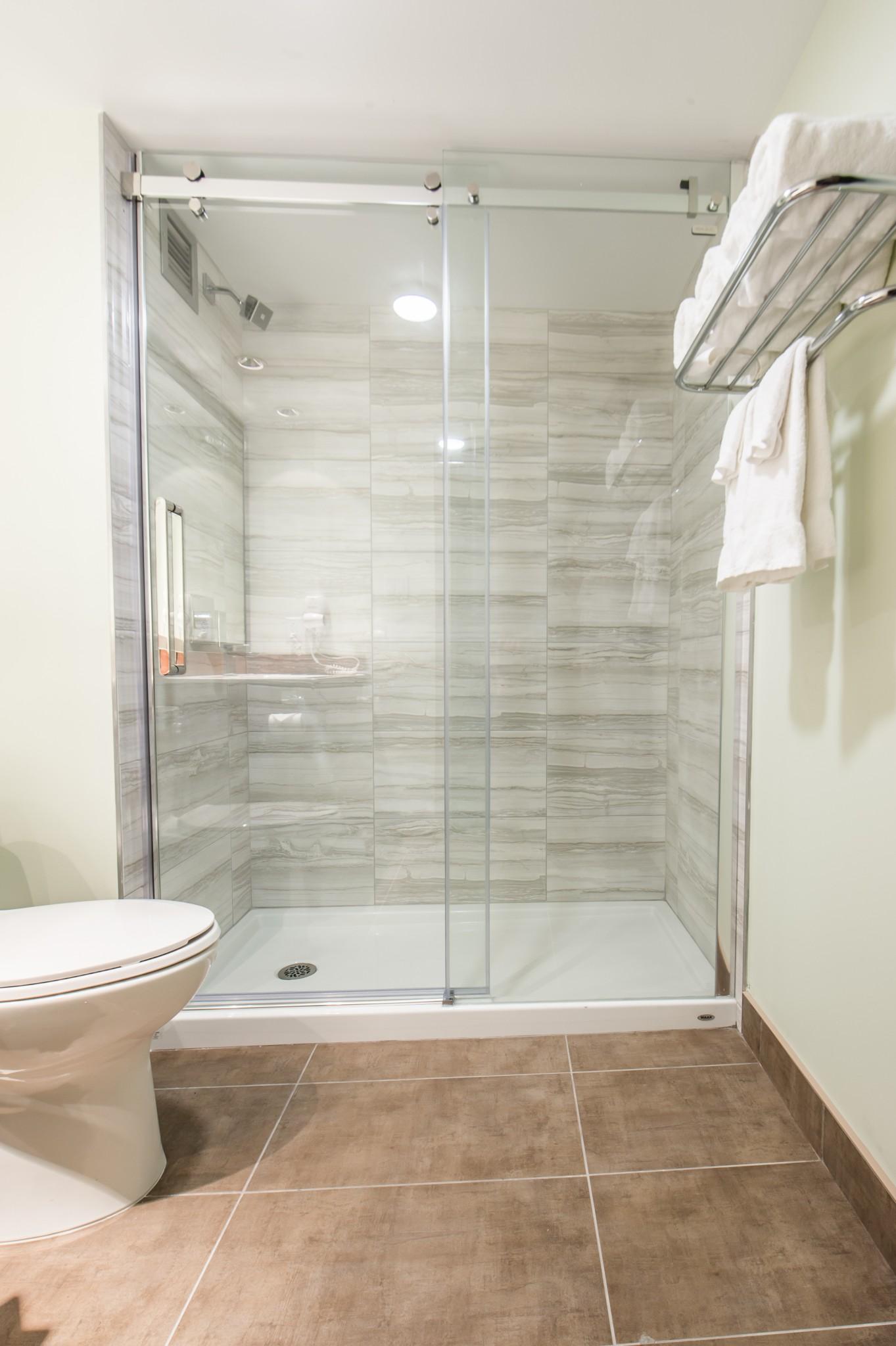 salle de bain entrepreneur hotel