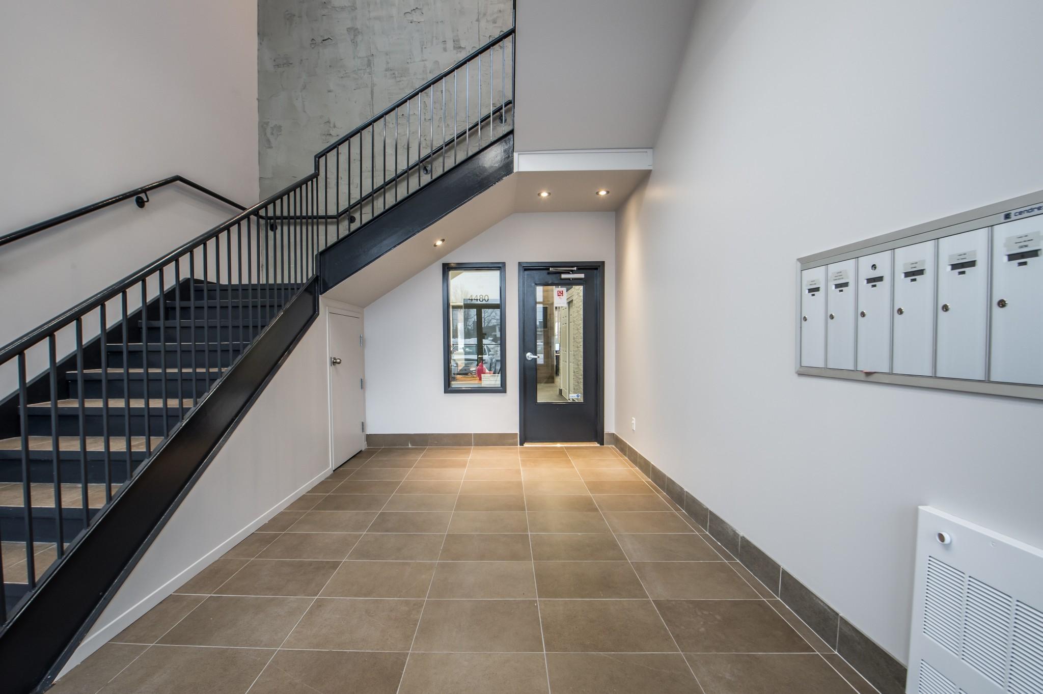 cage d'escaliers entrepreneur