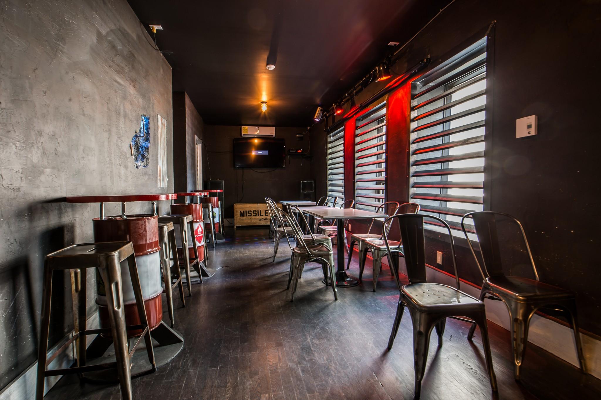 Rénovation de bar à montréal