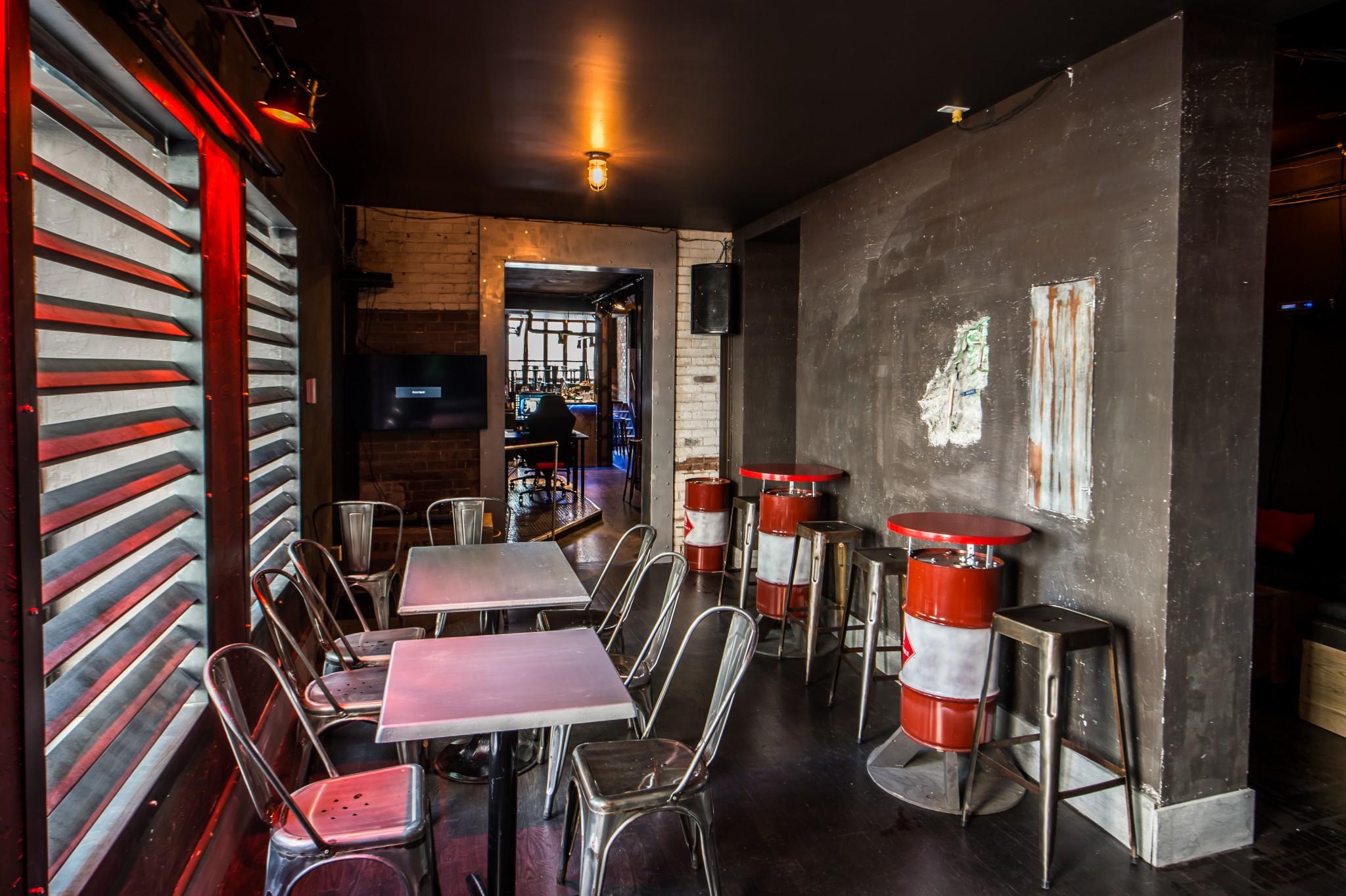 rénovation d'un bar montréal