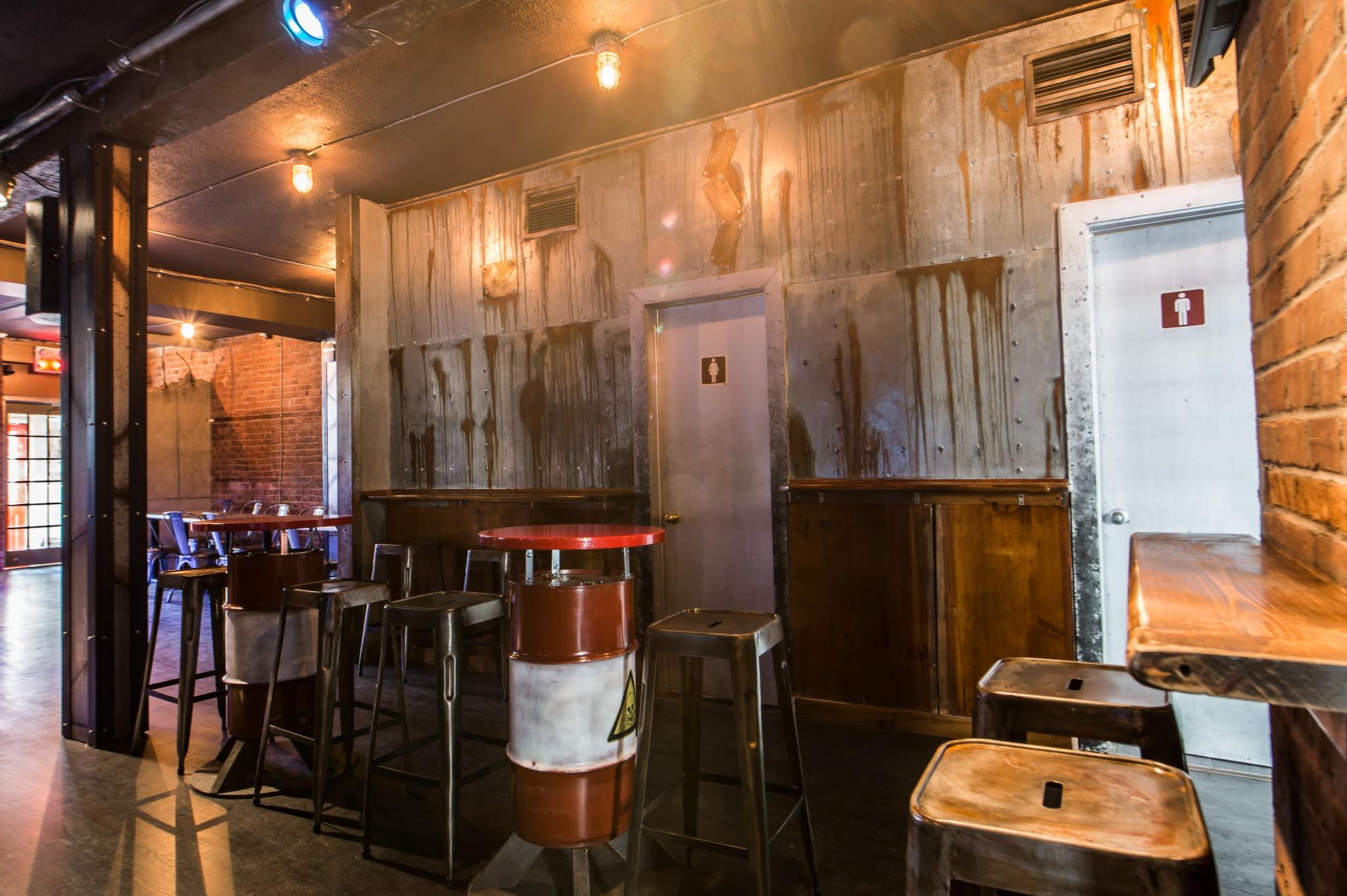entrepreneur rénovation bar montréal