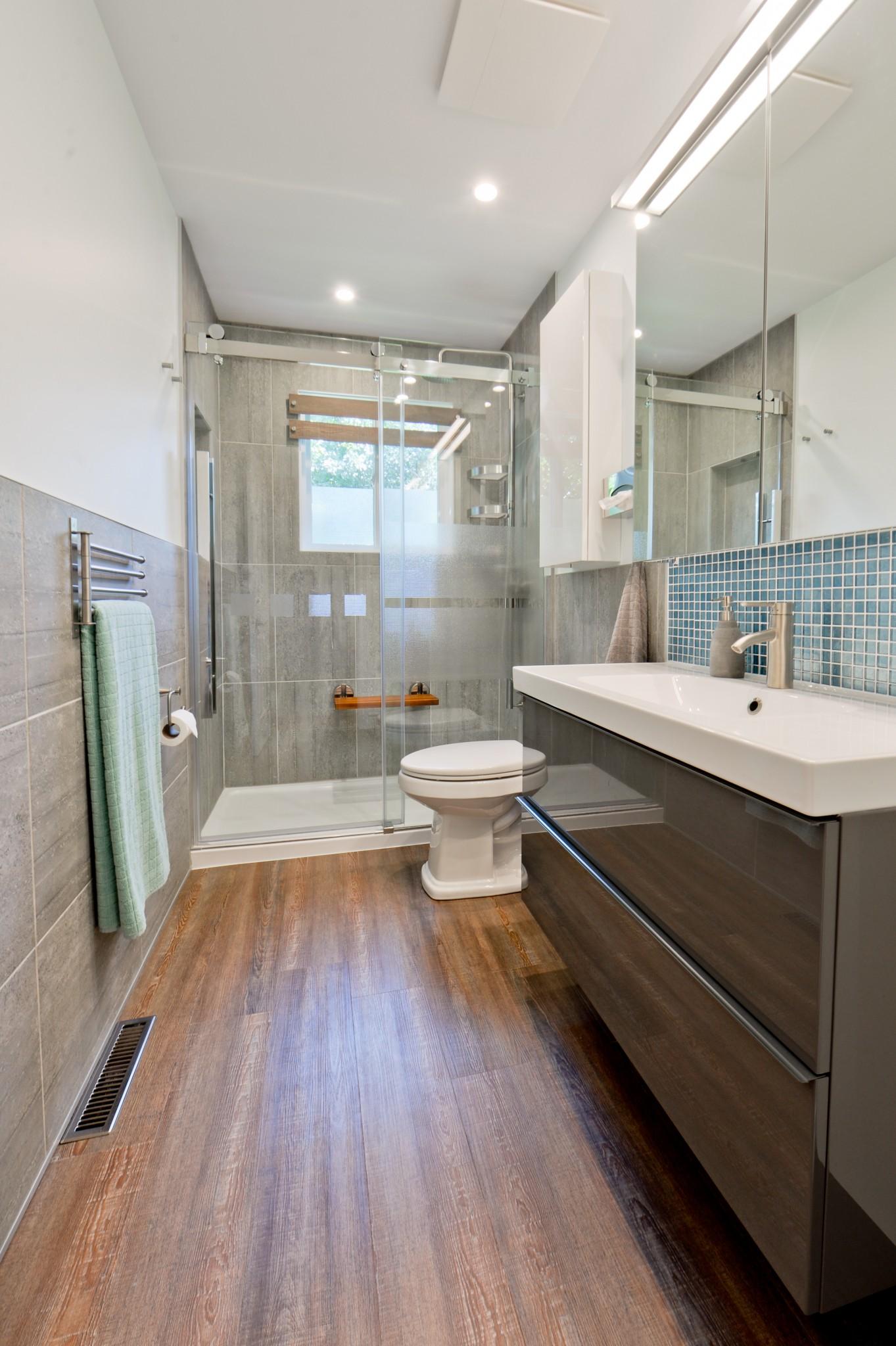 salle de bain renove
