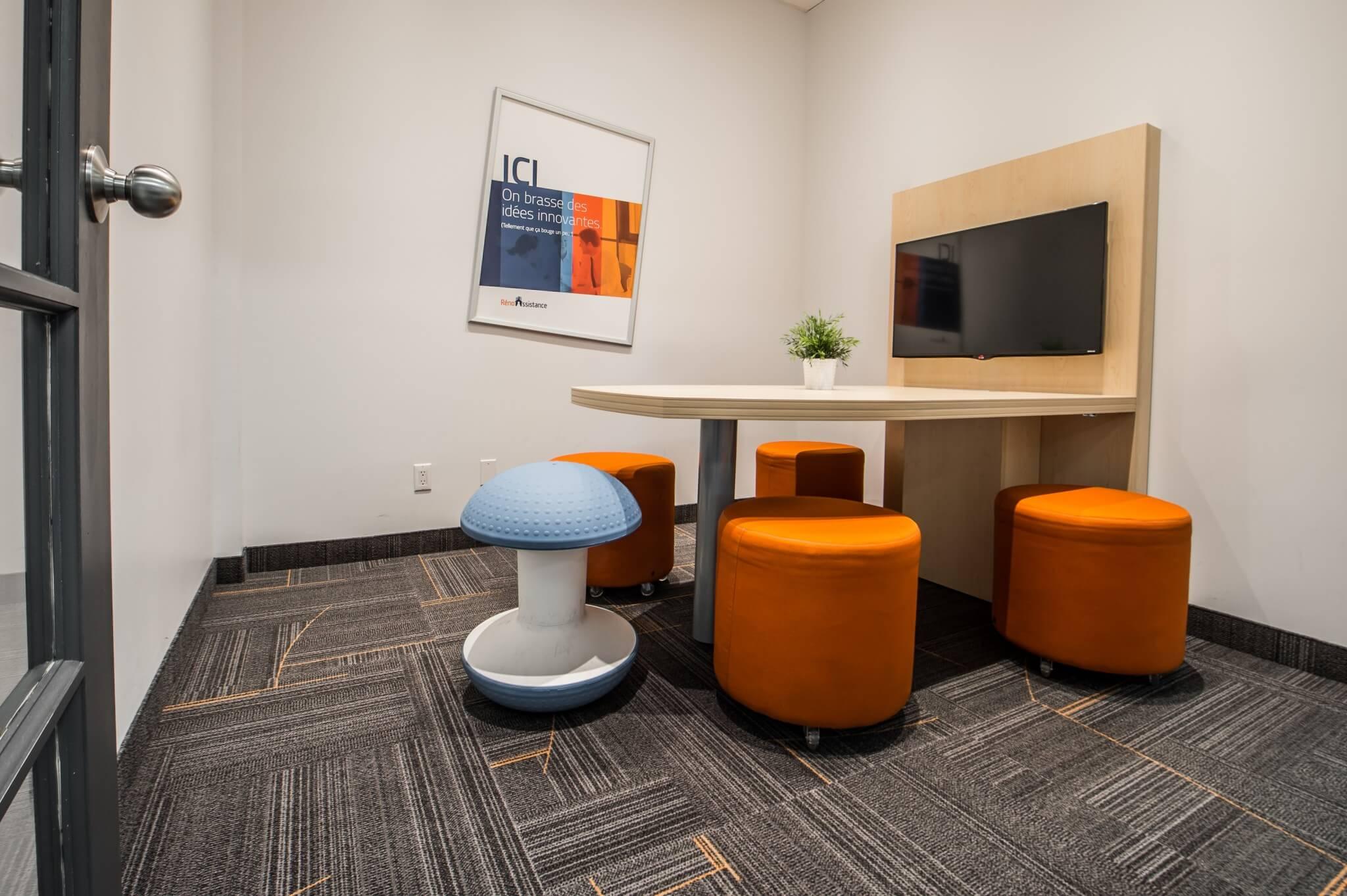 salle de réunion bureau