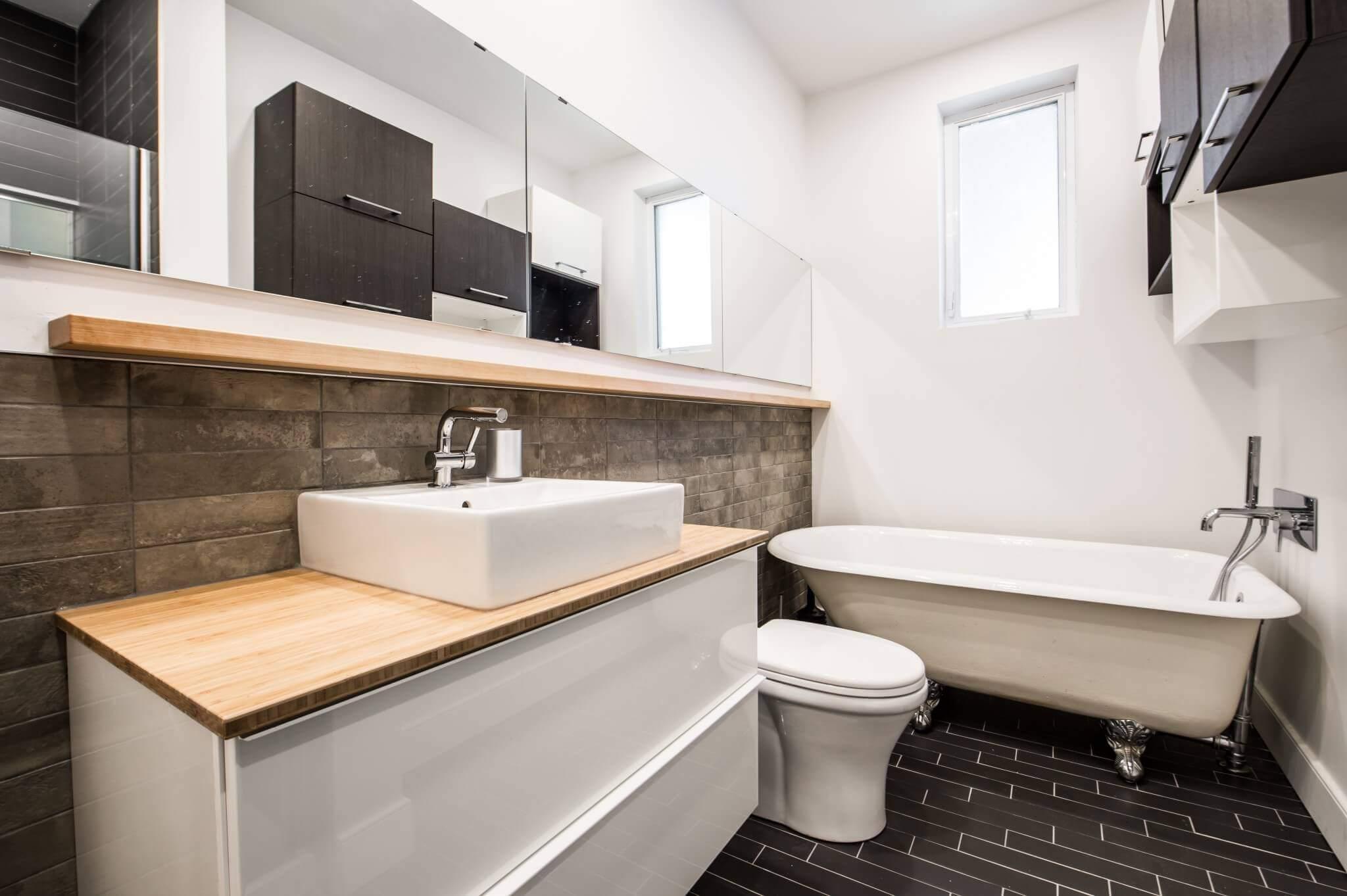 salle de bain projet de renovation
