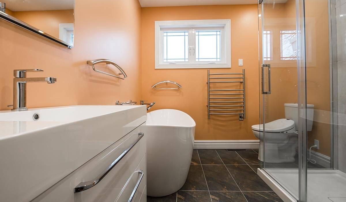 Quel est le prix d 39 une r novation de salle de bain - Quel prix pour refaire une salle de bain ...