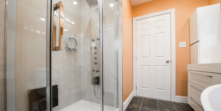 Bathroom renovation disabled