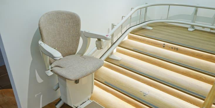 Chair elevator