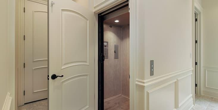 ascenseur de maison