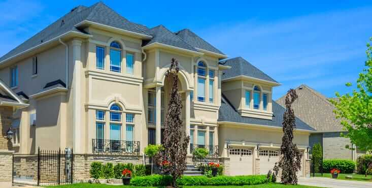Maison classique