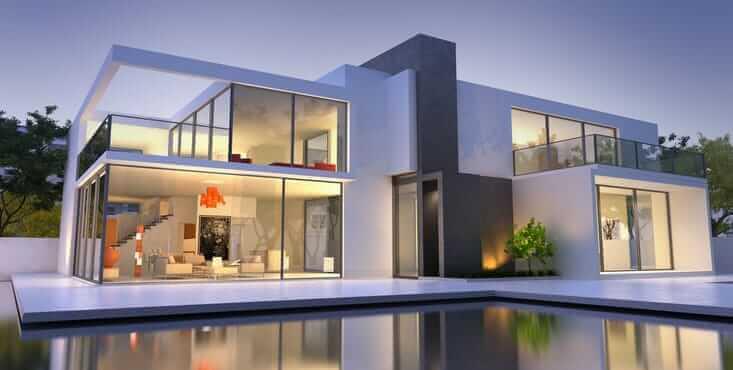maison moderne latest photo vue avant millois with maison moderne latest jardin maison moderne. Black Bedroom Furniture Sets. Home Design Ideas