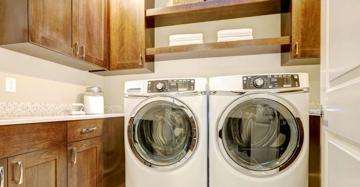 salle de lavage am nagement et r novation 10 conseils. Black Bedroom Furniture Sets. Home Design Ideas