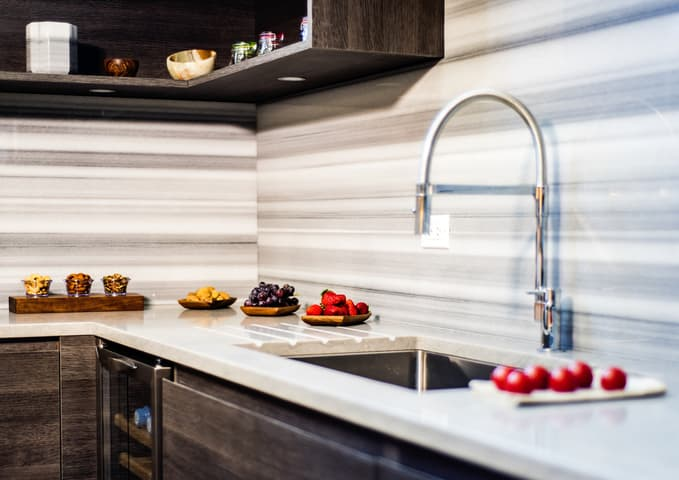 The Best Countertop Materials For Your Kitchen Pros Cons