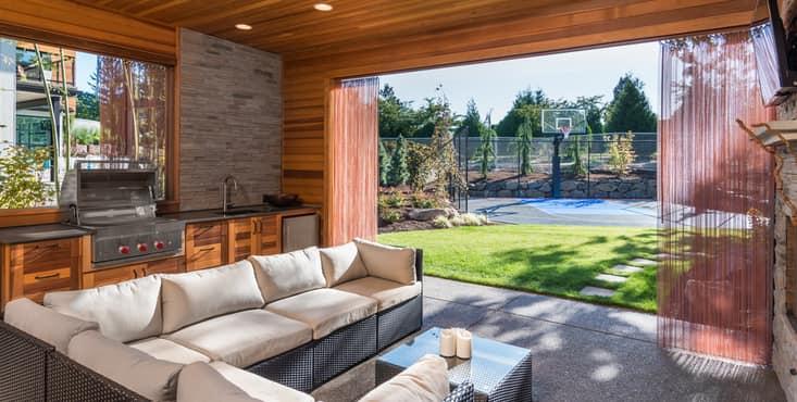 patio cour