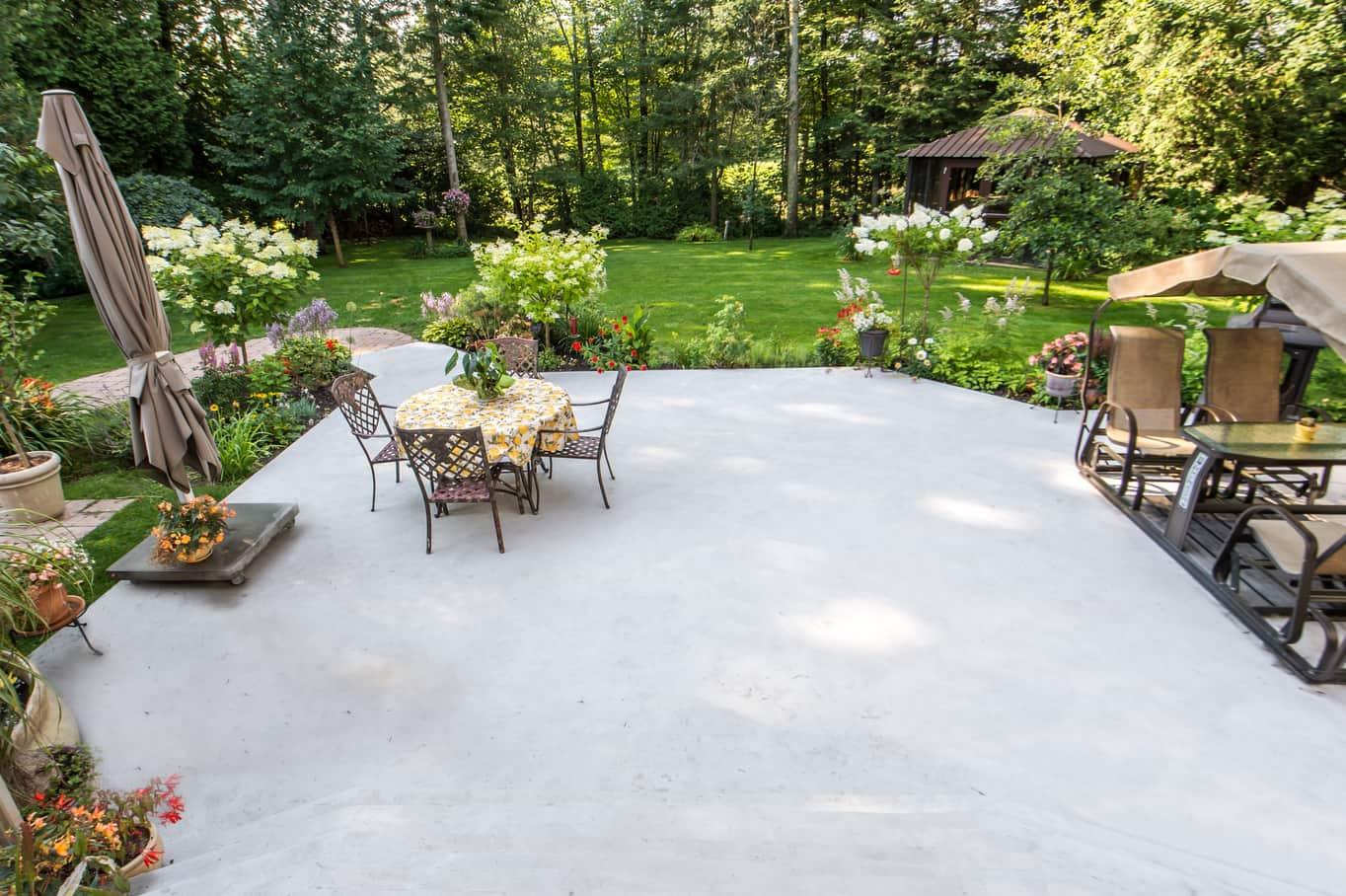 entrepreneur espace de patio
