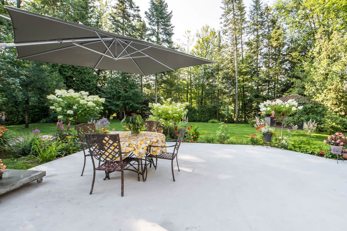 patio terrasse entrepreneur