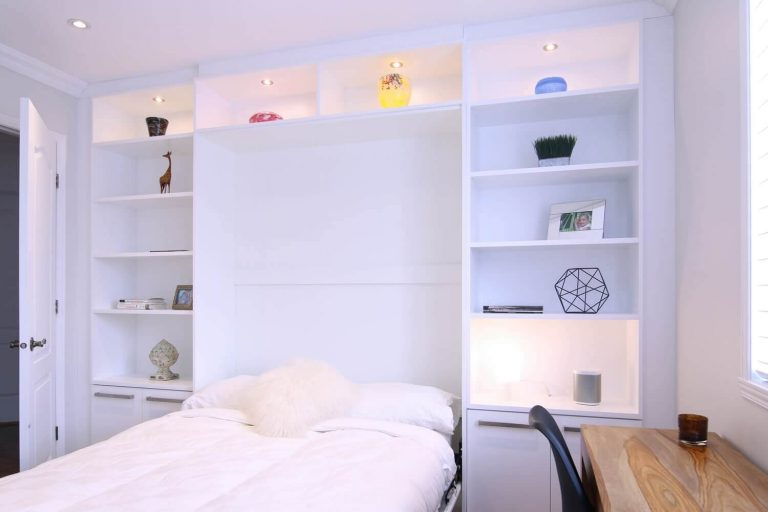 Thibeault – Chambre d'invités avec lit escamotable