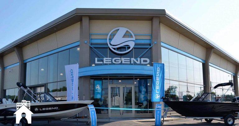 Bateaux Legend | Rénovation concessionnaire